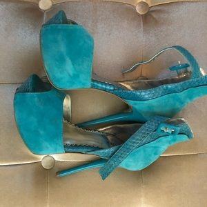 Perfect huge heels
